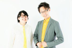 名古屋の漫才師で若手お笑い芸人のきゃらめる