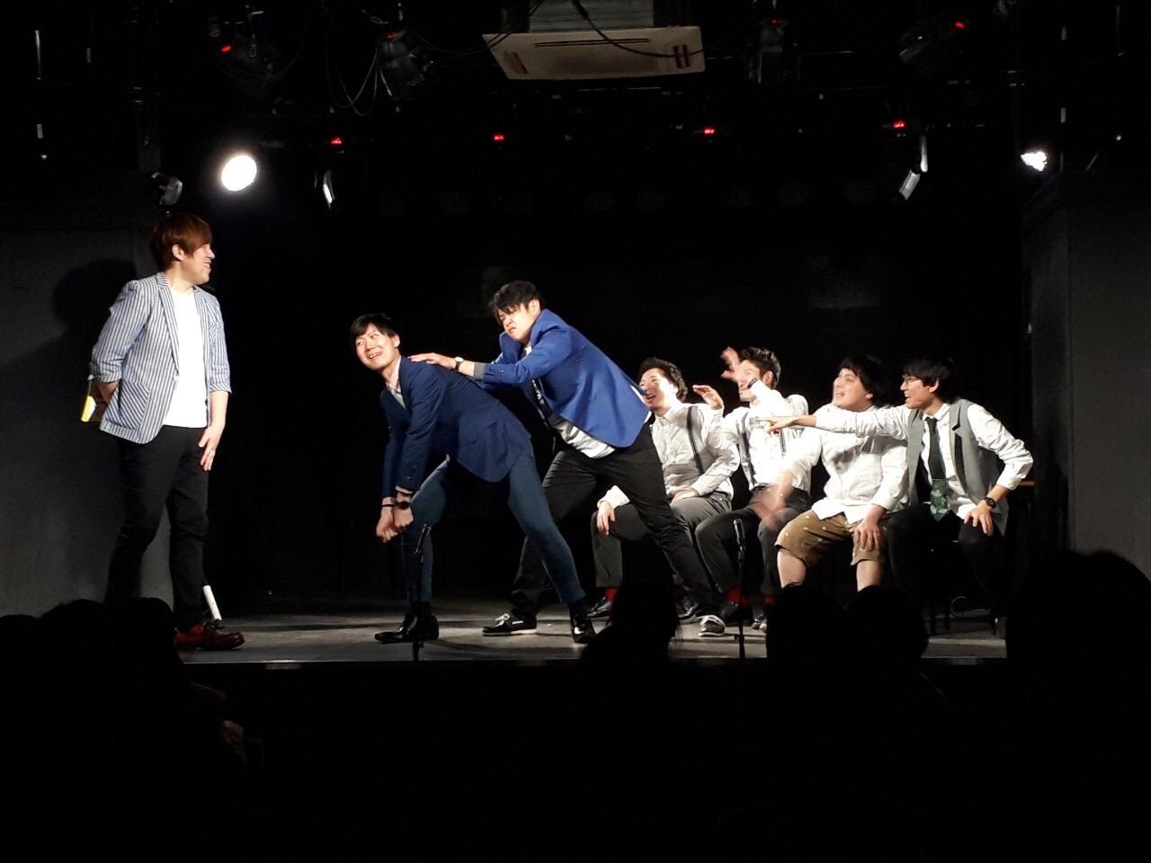 名古屋のお笑いライブ出演希望