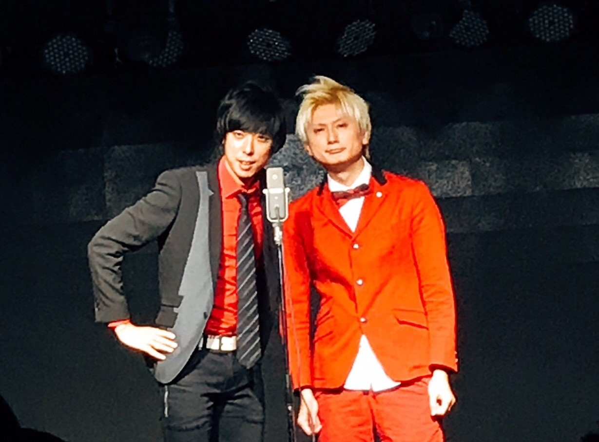 名古屋のお笑いライブ (2)
