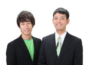 法応理伝、名古屋のお笑い芸人漫才師、所属どっかんプロ