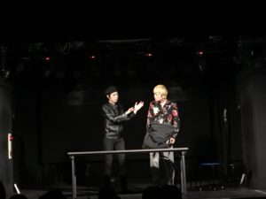 名古屋のお笑いライブでおもしろいのは茨の珍道