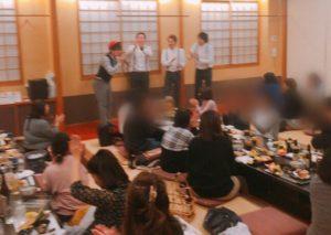 名古屋の忘年会、新年会にお笑い芸人派遣します