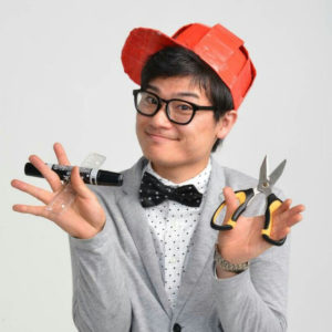 工作太朗は事故物件に住む名古屋どっかんプロのお笑い芸人